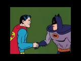 I'm gonna knock you out! -- Batman vs Superman Mashup...