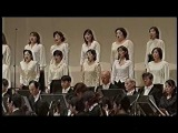 J.S.Bach Mass in B minor BWV.232 22  Ozawa Saito Kinen Orchestra (2000 Movie Live)