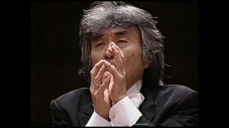 Matthäus Passion BWV 244 Part 1 Ozawa Saito Kinen Orchestra 1997 Movie Live