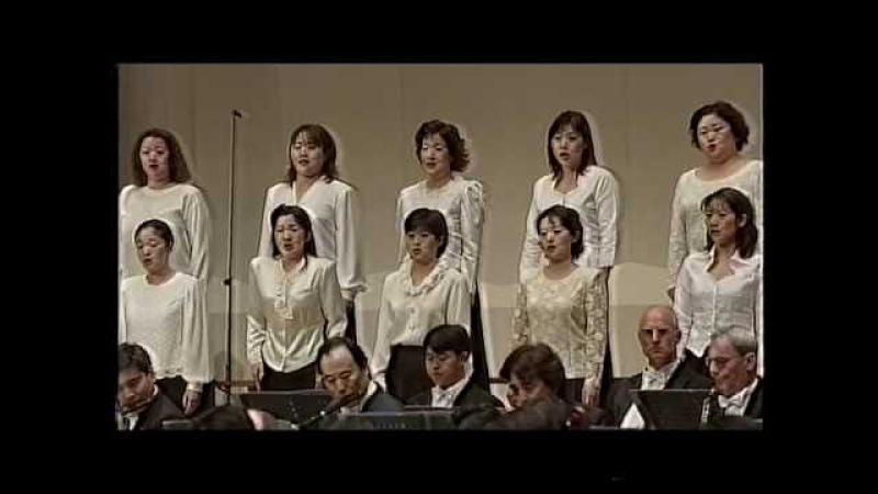 Mass in B minor BWV 232 1 2 Ozawa Saito Kinen Orchestra 2000 Movie Live