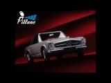 Mercedes-Benz Pagoda W113  Начало проекта по реставрации #1