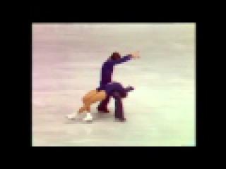 Ludmila PAKHOMOVA Alexandr GORSHKOV Free Dance 1976 World Figure Skating Championships