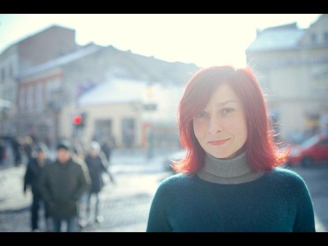 Ліна Дегтярьова про Ужгород в епоху модернізму Ранок на Тисі 02 02 17