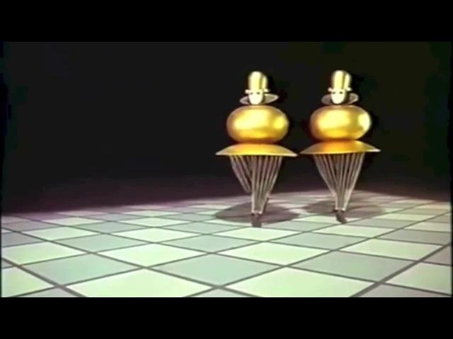 Triadic Ballet by Oskar Schlemmer