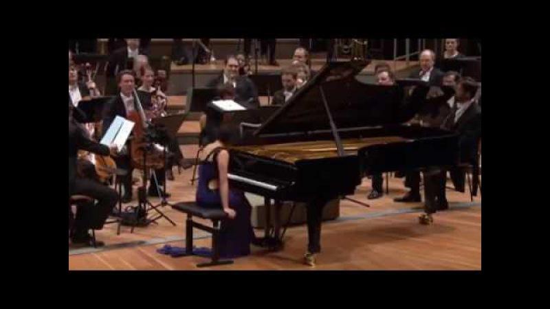 Yuja Wang демонстрирует гениальное исполнение вариации известнейшего произведения Моцарта! Желаем ва