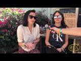 Warpaint @ Coachella 2017  91X Interview