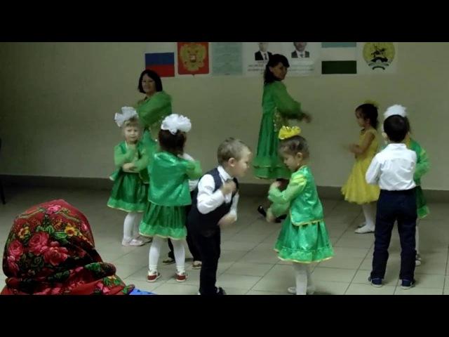 Башкирский танец Детский сад Сказка д. Усть-Табаска