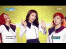 [HOT] Dreamcatcher - Fly high, 드림캐쳐 - 날아올라 Show Music core 20170902
