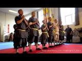 Shaolin Warriors visit Shaolin Xiu School