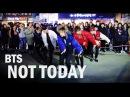 BTS(방탄소년단) 'NOT TODAY' 역대급 Cover (A.C.E 홍대 직캠)