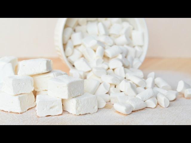 Маршмеллоу ☆ Marshmallow ☆ Очень простой рецепт