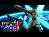 Puella Magi Kyouko Magica X Madoka + GundamX OP