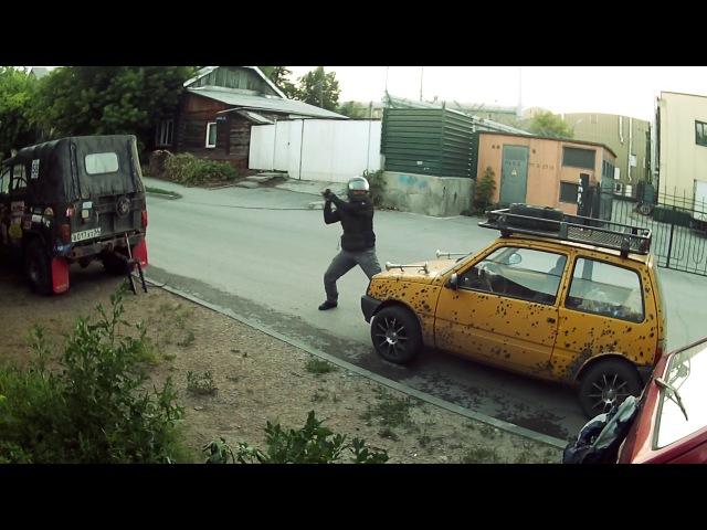 Страх и ненависть в Новосибирске