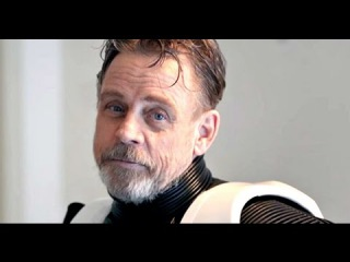 Mark Hamill about the new Star Wars movies