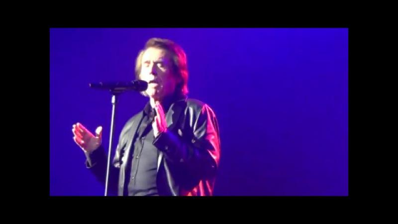 Raphael. Aunque a veces duela (Jerez de la Frontera, 04.05.2017) Gira Loco por cantar.