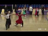 Жарков Иван - Шипаева Милана, Final English Waltz