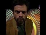 Промо-ролик появления на сцене D23 Expo каста «Войны Бесконечности» на фоне золотой...