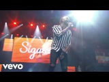 Sigala - Sweet Lovin' (LIVE)  The KISS Haunted House Party ft. Bryn Christopher