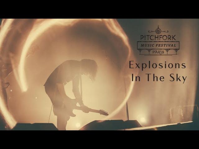 Explosions in the Sky Pitchfork Music Festival Paris 2016 Full Set PitchforkTV
