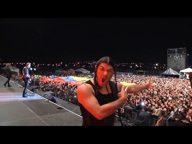 Metallica Harvester of Sorrow (MetOnTour - Quito, Ecuador - 2016)