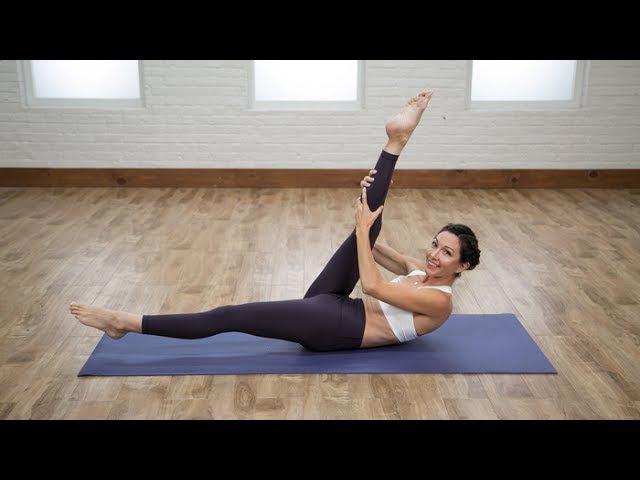 Тренировка 2 минуты для плоского живота. 2-Minutes-to-a-Flat-Belly Workout
