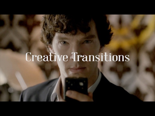 Sherlock - How Creative Transitions Improve Storytelling