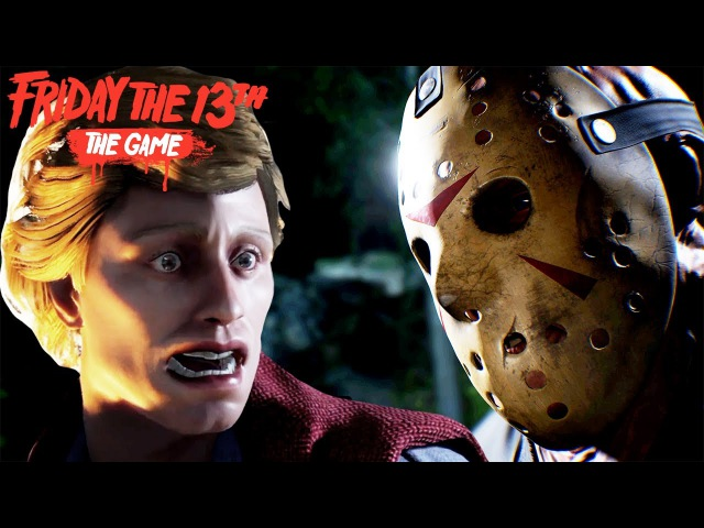 ИСТЕРИЧНЫЕ ВОПЛИ ► Friday the 13th: The Game 1