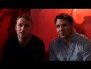Hanno Koffler Max Riemelt explain what about Free Fall 2 is most exciting for them.