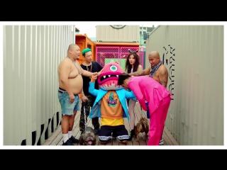 Корейский клип MC MONG(MC 몽) _ Visual Gangster(널 너무 사랑해서)(Feat. Jeong Eun ji(정은지) A-Pink(에이핑크)