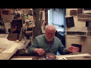 Юрий Борисович Норштейн читает сказку «Ёжик в тумане» для Вали Б.