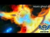 Наруто Ураганные Хроники Наруто Кьюби против Тонери Крутой Клип Скилет Герой