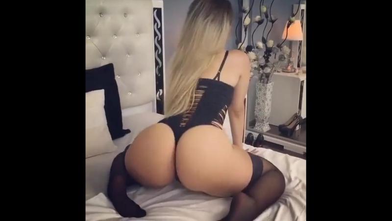 Секси трясут попой