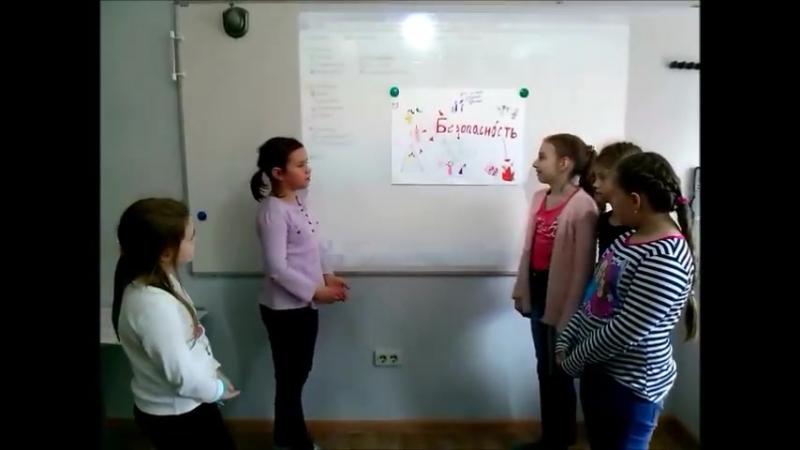 Видео-дневник летнего языкового лагеря Подразделения 4 ул. Федорова, 59 (1)