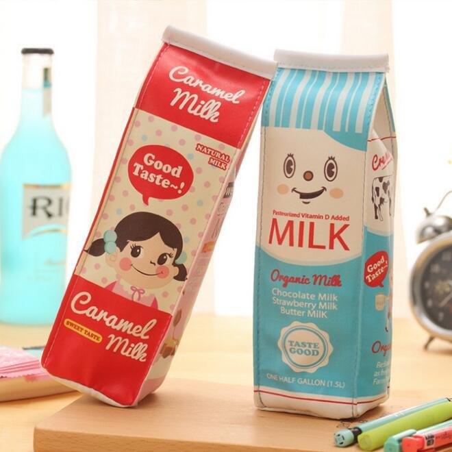 Клвые Водонепроницаемые ПЕНАЛЫ Хочешь ручки в пенале носишь а хочешь молоко