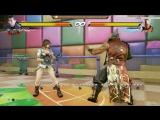 Tekken 7 again. Asuka. Стрим 17.09.17