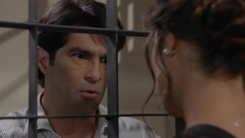 Влюбляясь в Рамона 107 серия (на испанском)