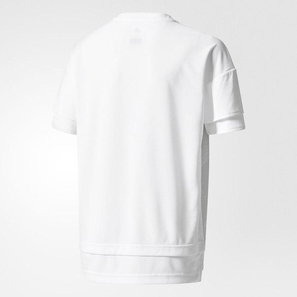 Предматчевая футболка Реал Мадрид Home Authentic