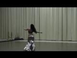 belly dance Yana Soklakova solo-tabla 1st place XI International Oasis Festival 1694