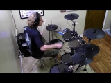 KAMELOT - Karma - Drum  Christian Carrizales