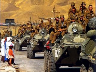 Хроника войны в Афганистане (1979-1989)