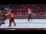 Hardy Boyz, Cesaro  Sheamus vs. Gallows and Anderson  Shining Stars_ Raw, Apri
