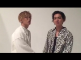 [VIDEO] MOBB для журнала haru*hana