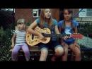 Девочки молодцы, красиво поют!