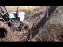 МТЗ Беларус Легендарный трактор на бездорожье! МТЗ в грязи, что танк в бою!Смотреть видео подборку.