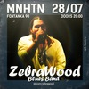 ZebraWood Blues Band в Манхэттен