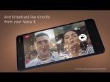 Nokia 8 - Официальный трейлер