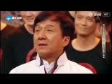 Джеки Чан встретился со своей старой командой каскадеров