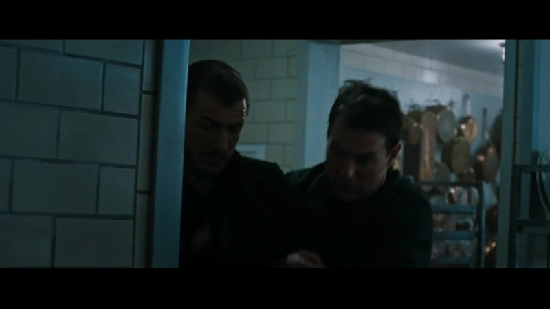Джек Ричер 2. Ричер и Тёрнер проигрывают в первой схватке с Охотником.