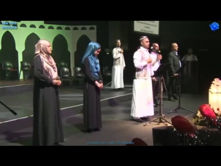 Tala' al-Badru 'Alaynā Oleh Iman Farrar - Persembahan Naat Berbilang Bangsa Di Sydney Australia