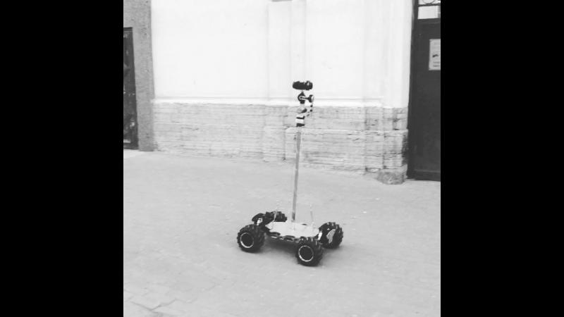 Тесты бота с 360 камерой